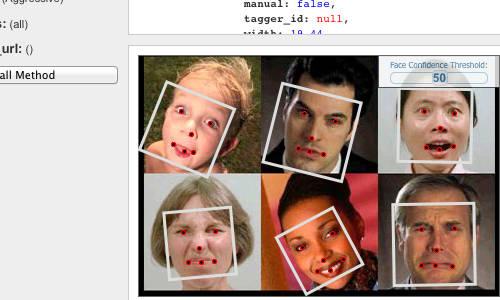 screenshot Face.com
