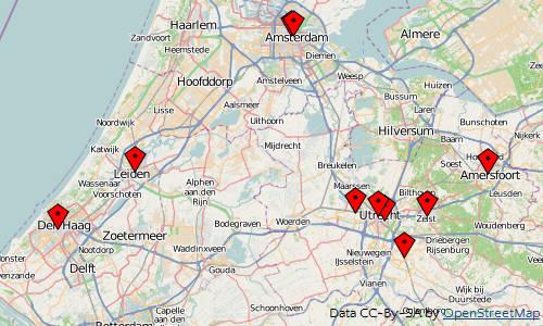 screenshot OpenStreetMap